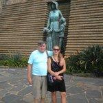 Monumento ao colono  Boer em Pretória SA