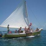 The sister Ragamuffin boat