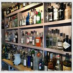 Part of our gin range