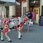 Cheese's Art terrace