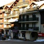 Foto de Club Hotel Le Morgan