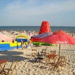 Parque del Plata Beach