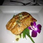 White Fish Plate