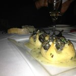 Escargot Appetizer Plate
