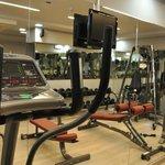 Fitness Center & Yoga Studio