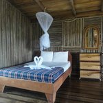 Bed in Bungalow