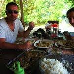 Cakalang lunch