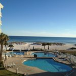View from Room 224