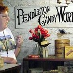 Pendleton Candy Works where the dandy girls hung out on their day off.
