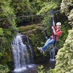 50ft waterfall