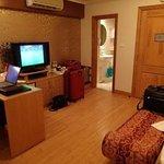 junior suite - room 705