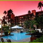 Holiday Inn Mesa- Pool