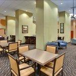 Redstone Lounge