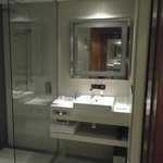 Stylish, modern bathroom