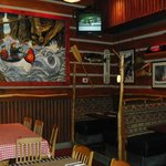 Dine in a Northern Lodge Setting