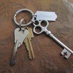 Jackson Room Keys