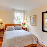 Tuscan Suite bedroom