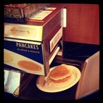 pancake dispenser!
