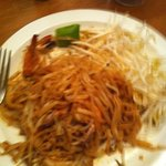 Pad Thai (takeout, not served at restaurant)