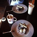 um cafe maravilhoso