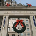 The Willard InterContinental ~ Christmas 2012