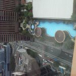 amazing swimming pool. frm the pool you can see k.l tower an