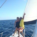 me & the captain