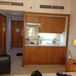kitchen at room