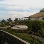beach walk view