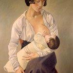 Maternità (1916) - Gino Severini