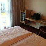 Hotelzimmer, Minibar