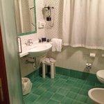 bagno curato