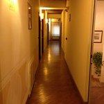 spazi comuni eleganti e curati