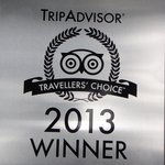 Siesta House is winner for the trip adviser 2013