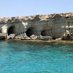 Sea Caves in the Protaras Area