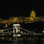 Vue magnifique sur Budapest