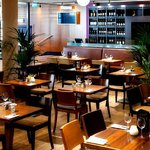 Main Restaurant Floor at Smollensky's on the Strand
