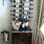 tolle Weinauswahl