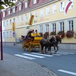Hotel Badischer Hof Aussenansicht