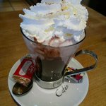 Le chocolat viennois