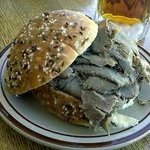 Swiston's Beef on Weck