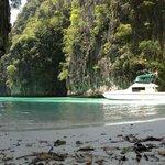 Lunch Venue, Island Explorer Trip
