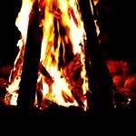Camp fire..