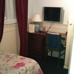 Room No 3 single en-suite: small but good value