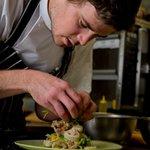 Head Chef Nicholas Wilkinson