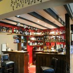 A range of real ales, wines & soft drinks to go with your mail