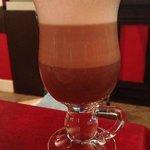 Delicious hot chocolate !