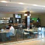 bar off lobby
