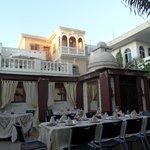 courtyard Casa de Teresa