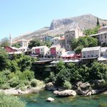borgo medioevale di Mostar
